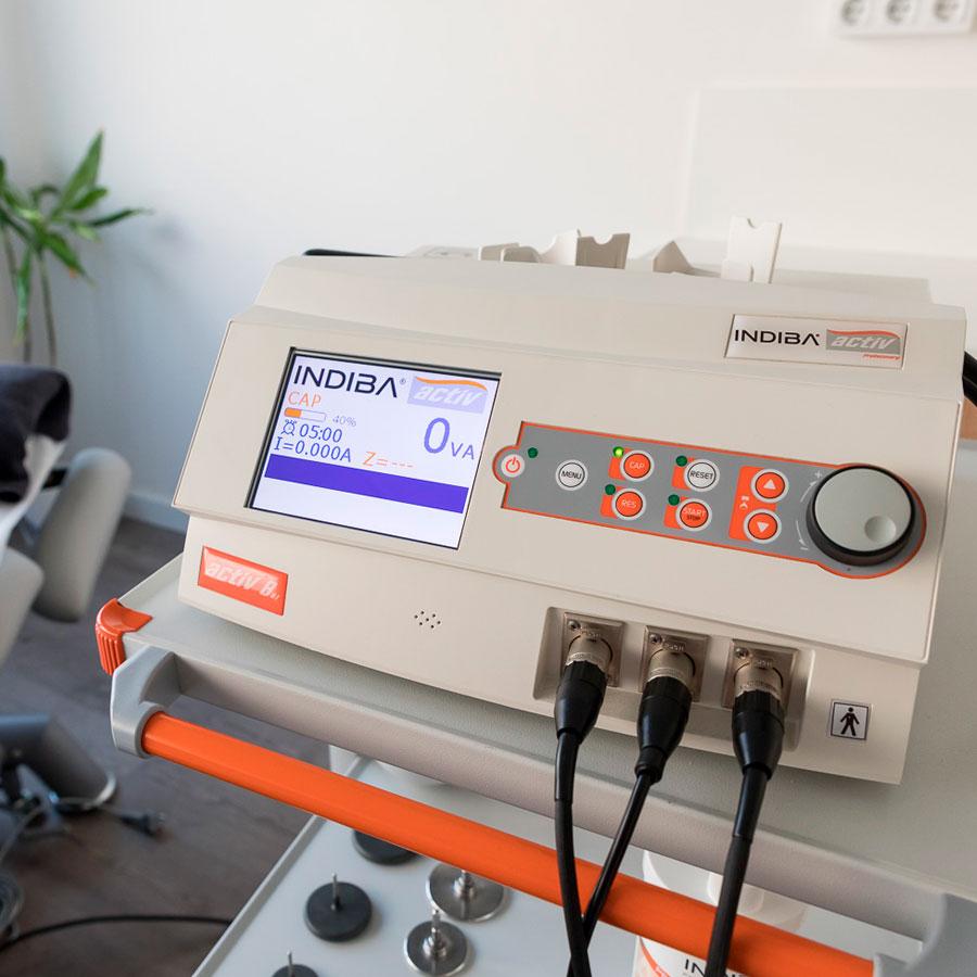 INDIBA · Fisioteràpia i Salut. Centre de fisioteràpia i osteopatia a La Garriga